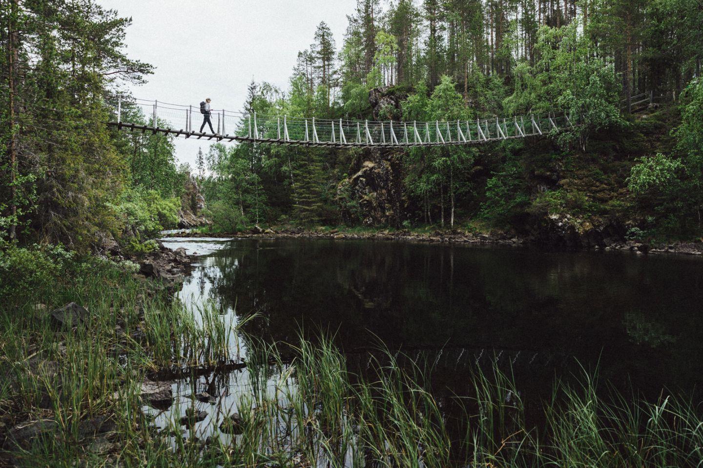 Hiking in Oulanka, Carly Rae Jepsen Lapland Bucket List