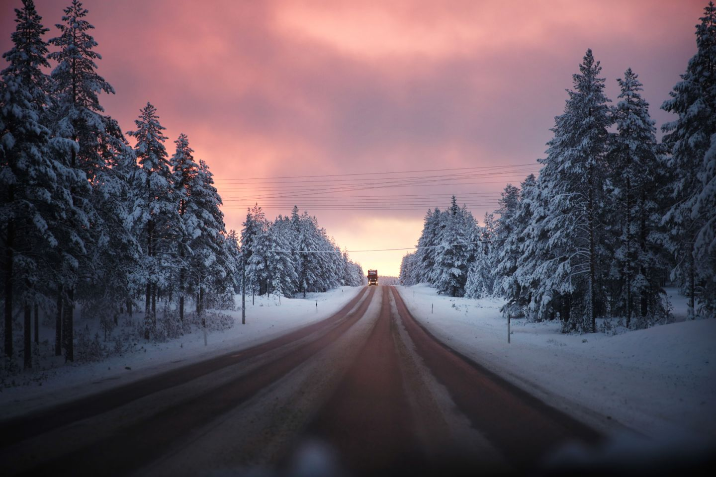 Road and logistics Lapland
