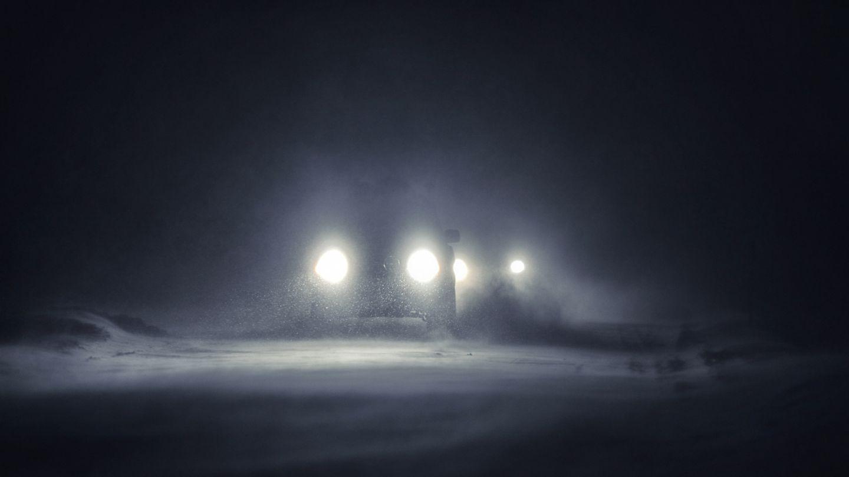 War movie Finland snow