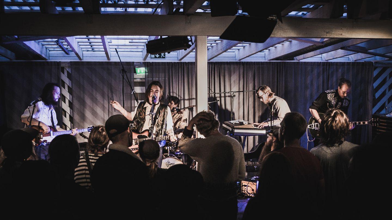 Autiomaa-yhtye Valdemarissa