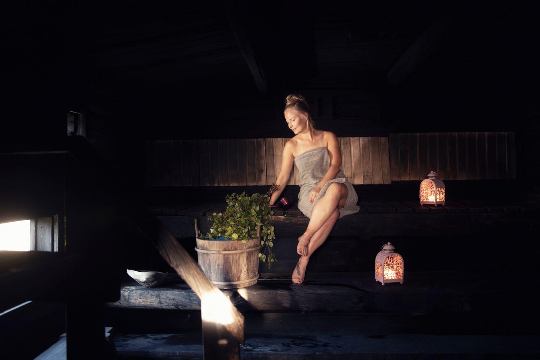 Sauna, Carly Rae Jepsen Lapland Bucket List