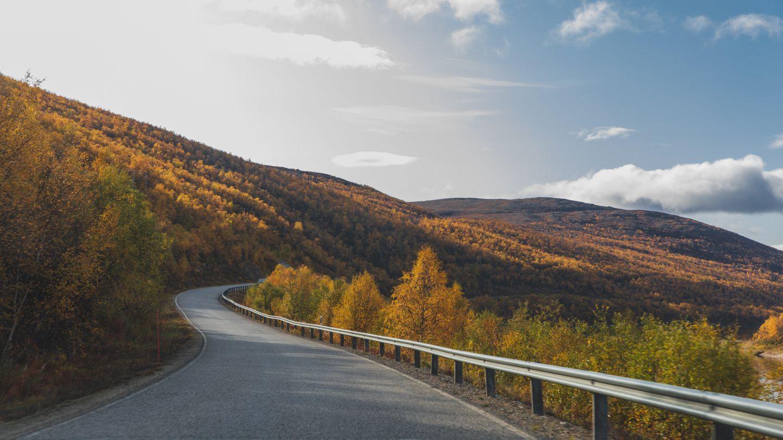 Teno Utsjoki, the most beautiful road in Finland Lapland