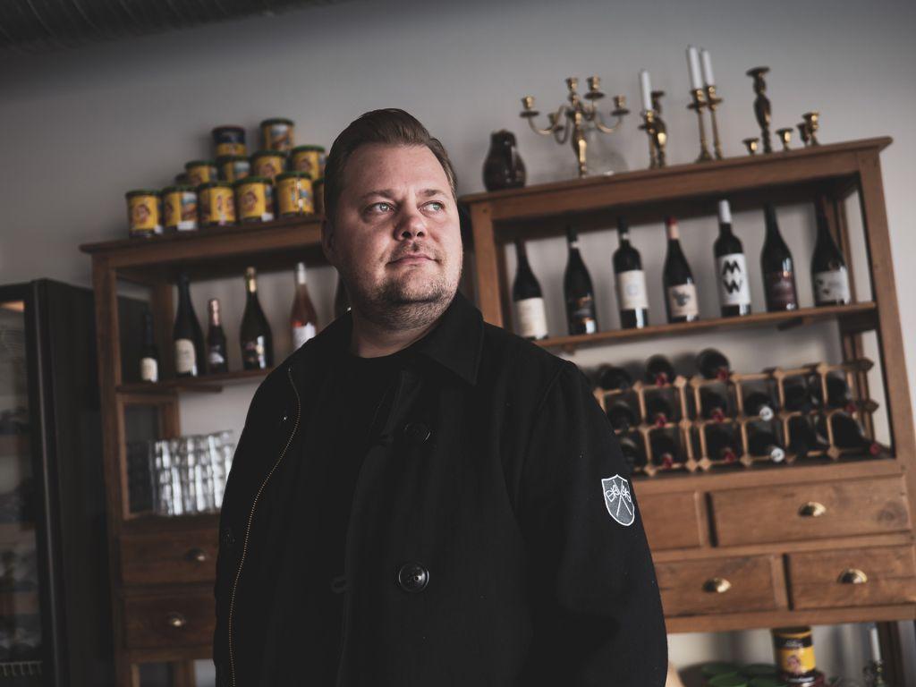 Lappilainen ravintoloitsija Antti Kuha