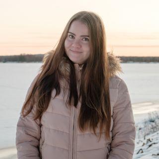 Lapland Film Comission content creator Minttu Häkkinen