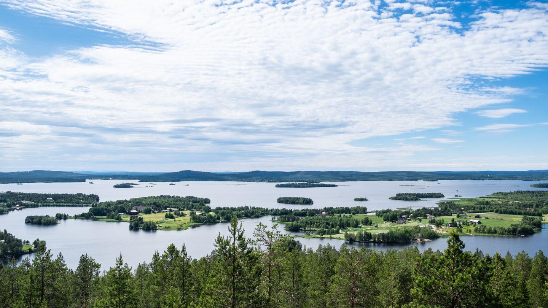Kemijärvi landscape