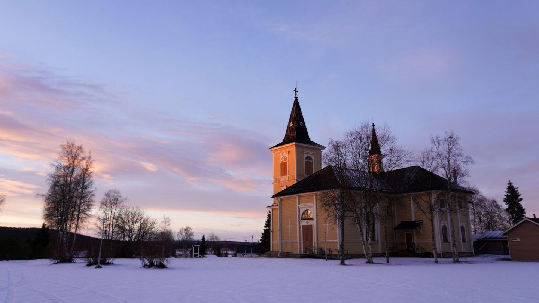 Church in Muonio
