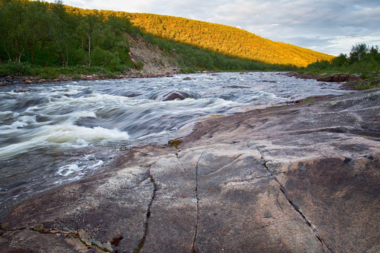 Utsjoki, Vetsijoki River