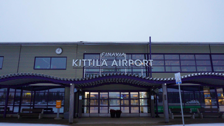 Kittilän lentokenttä