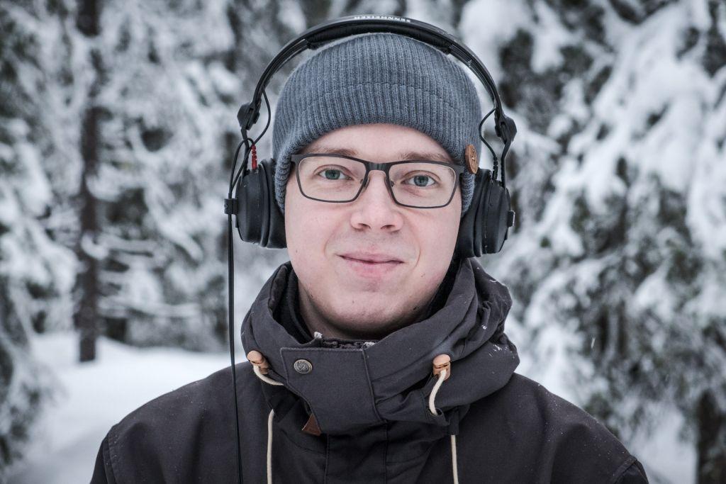 Äänisuunnittelija Heikki Illikainen