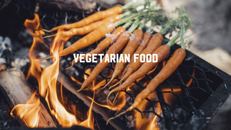 vegetarian food lapland