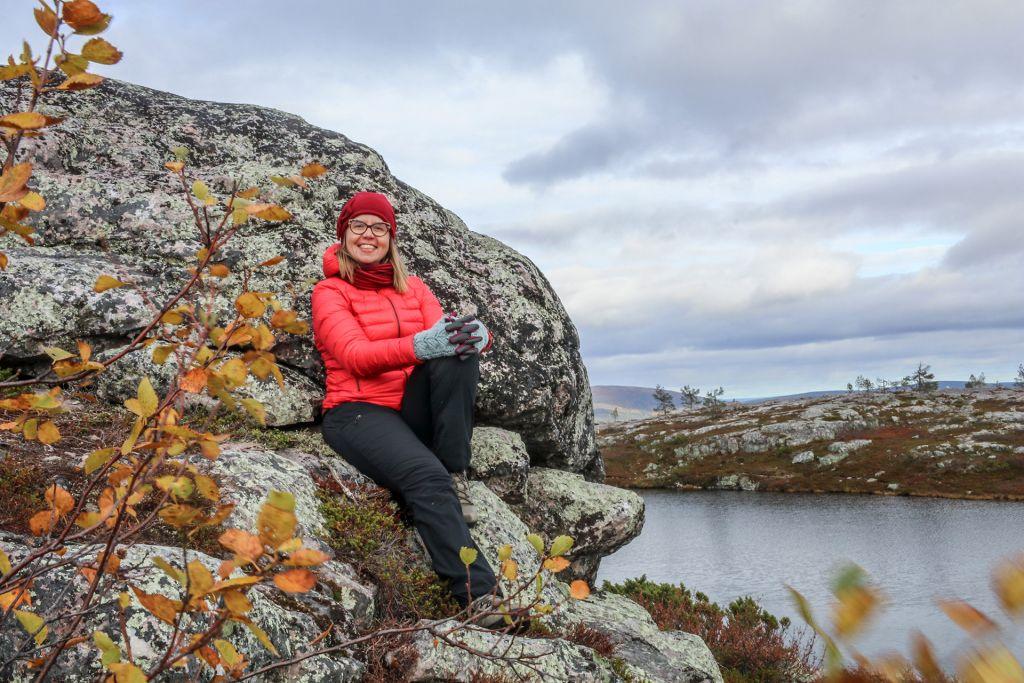 Toimittaja Liisa Kuittinen