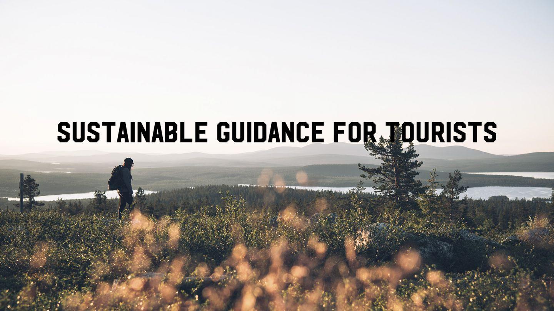 sustainable tour lapland