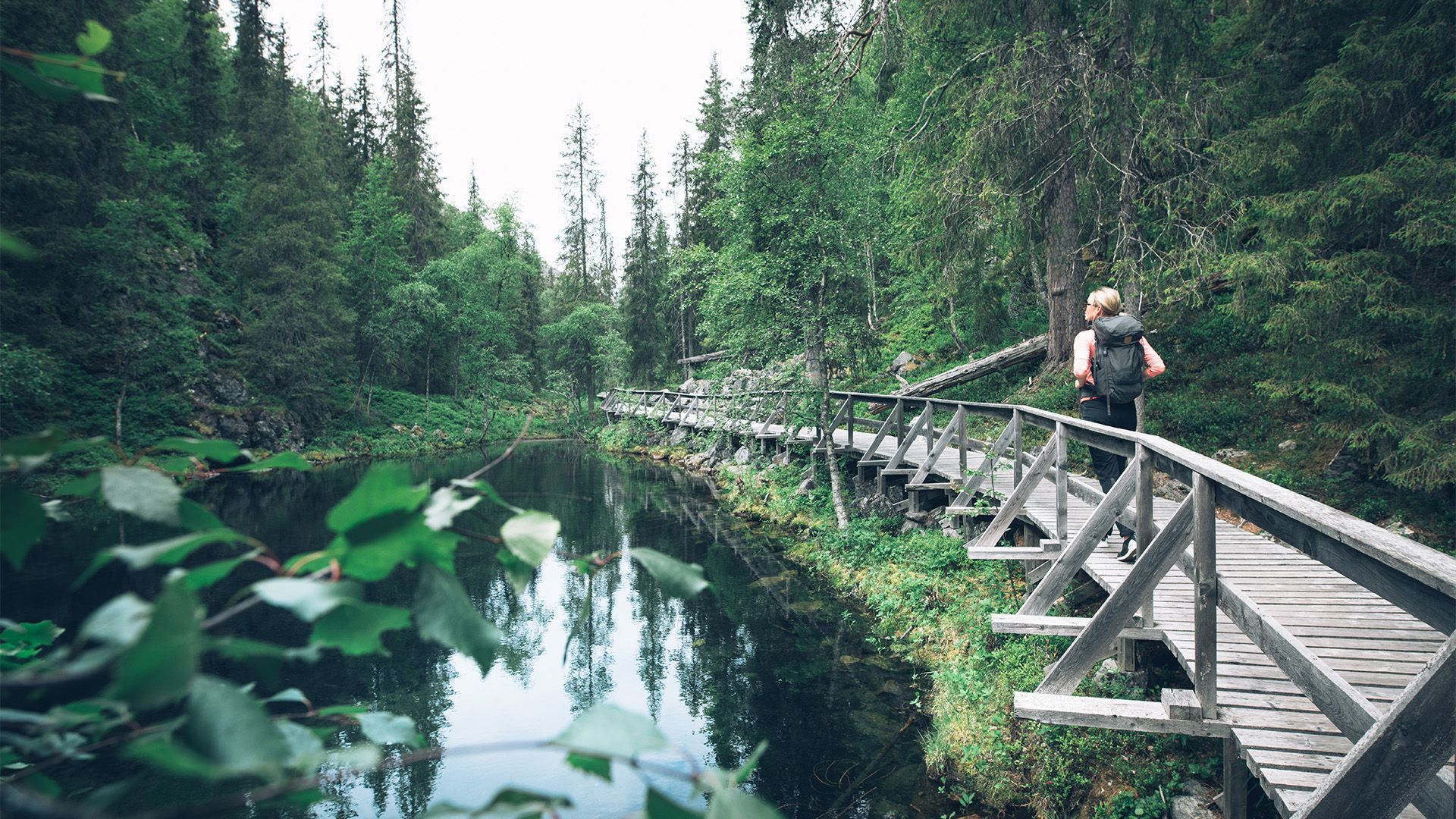 Sustainable tourism in Lapland