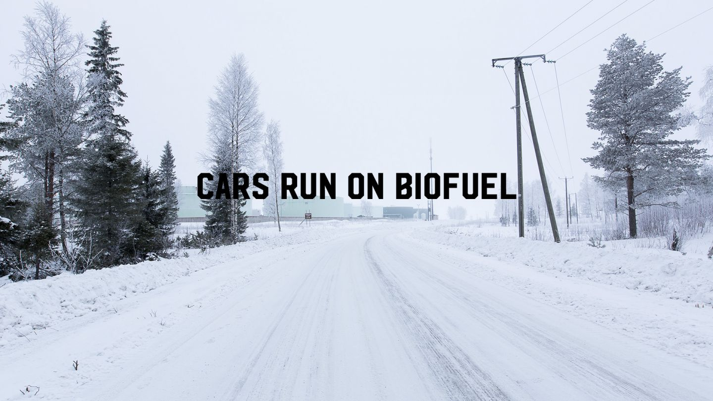 sustainable cars lapland