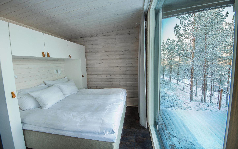 Arctic TreeHouse Hotel in Rovaniemi, Finland