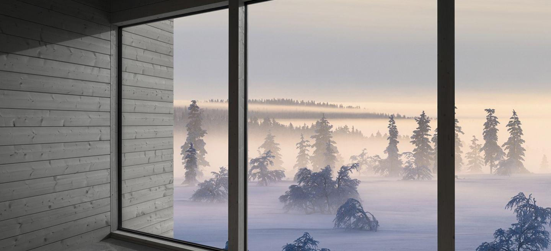 Valo Luxury Retreats majoitusinvestointi Saariselällä