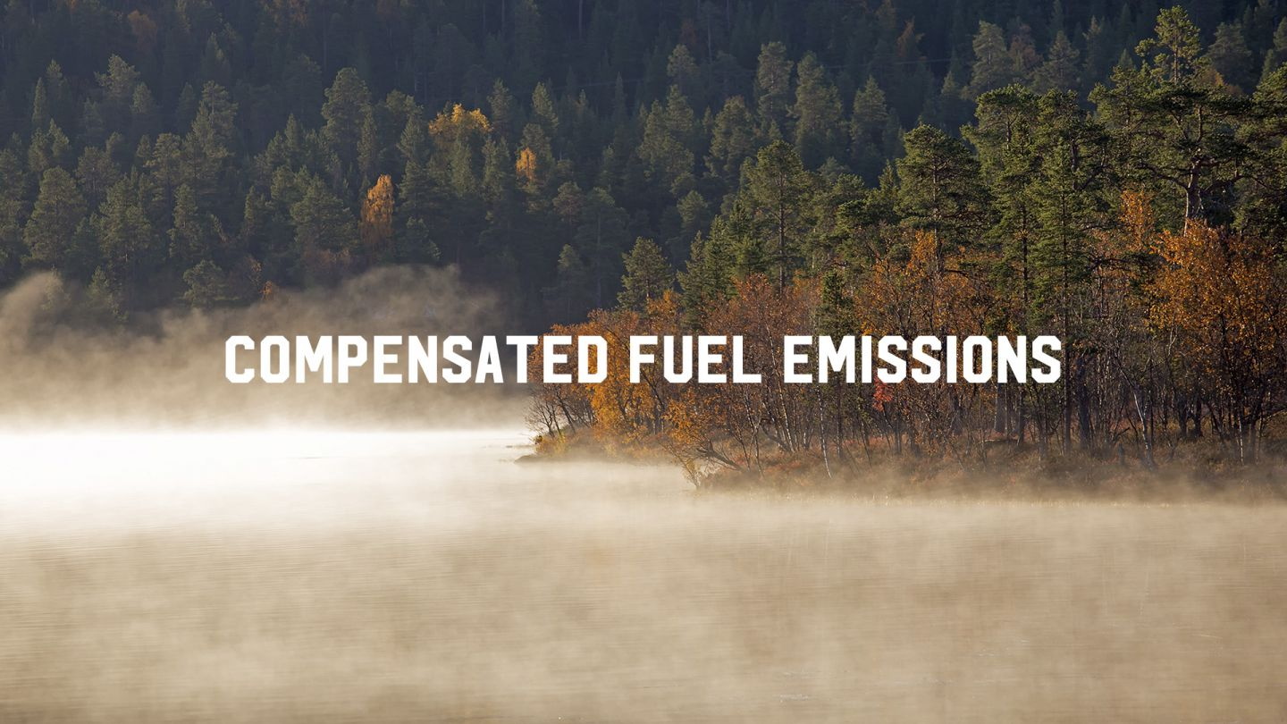 compensated fuel emissions