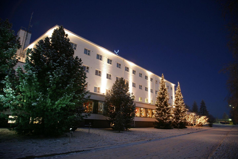 Scandic Hotel Pohjanhovi in Rovaniemi, Finland