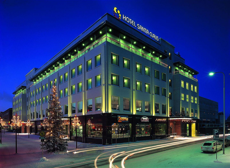 Santa's Hotel in Rovaniemi, Finland