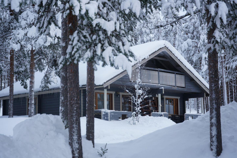 Sallatunturi Tuvat cabin in Salla, FInland