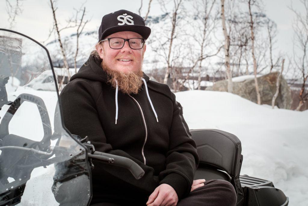 Yrittäjä Ville Eskonen
