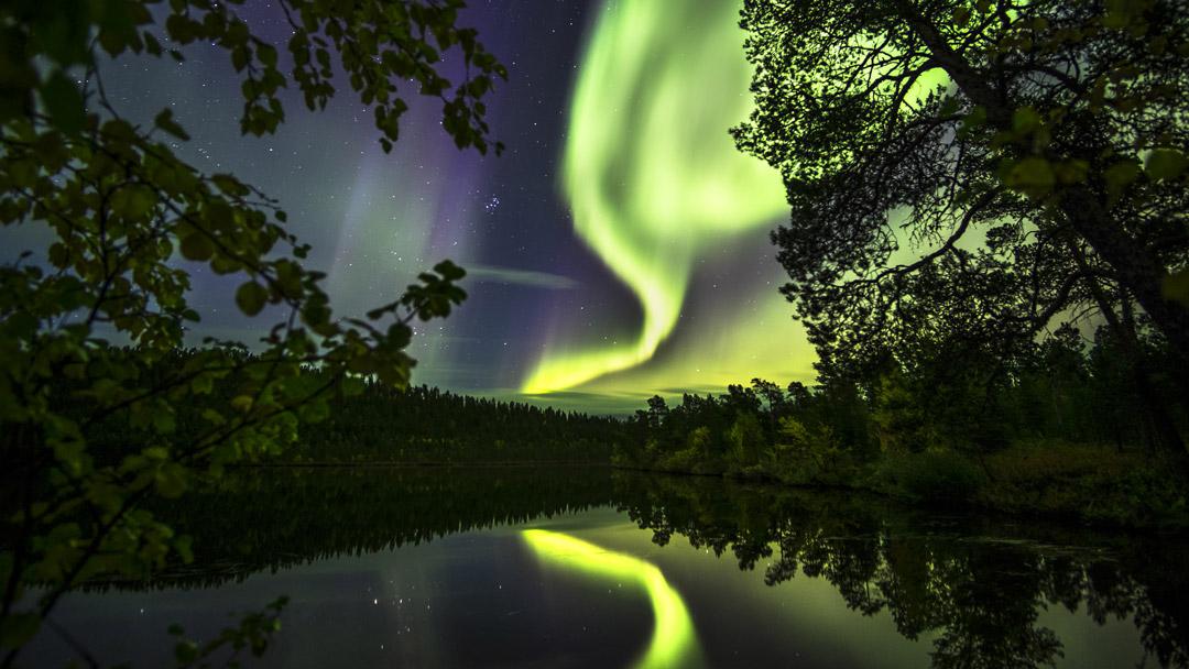 Aurora-Borealis-Lapland