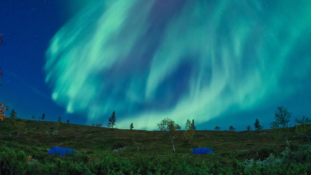 Aurora-Borealis-summer-Lapland