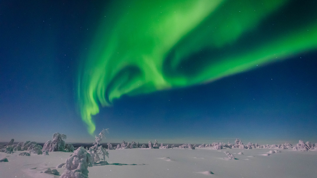 Northern-lights-Lapland-Finland