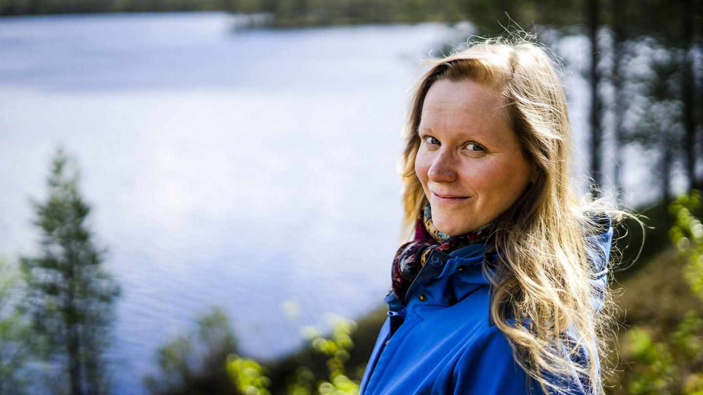 Posion matkailukoordinaattori Marja Hannula