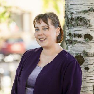 Sisällöntuottaja Jasmin Koivisito House of Lapland