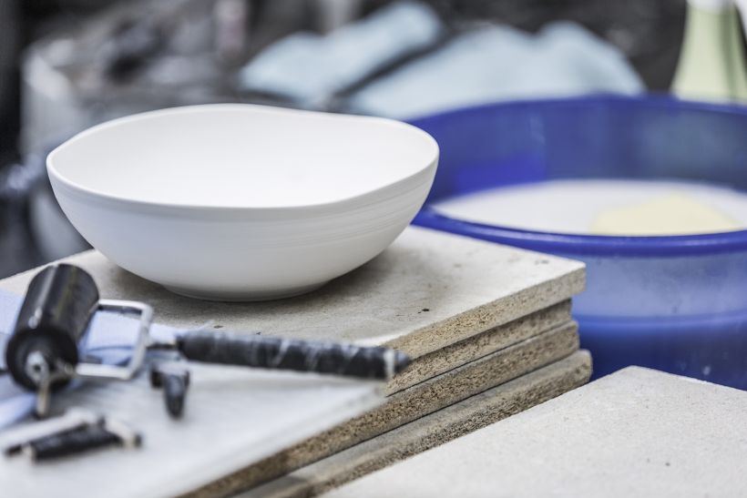 Pentik's ceramics from Posio, Lapland