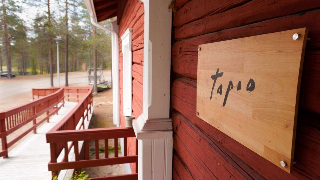 Restaurant Tapio has gotten excellent recommendations from the Finnish media during its first two years.