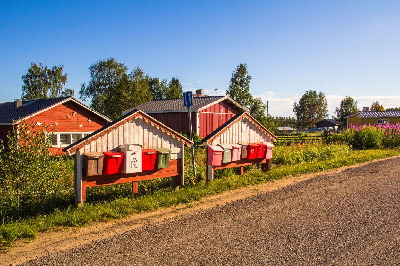 Onkamo, Salla, Lapland, Finland
