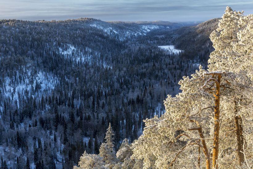Korouoma, Posio, Lapland, Finland