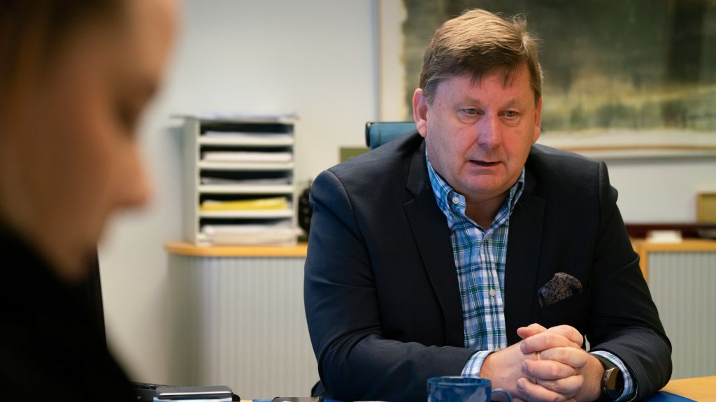 CEO Yrjö Trög tells that Norrhydro's goal is to double or triple its revenue in the next five years.
