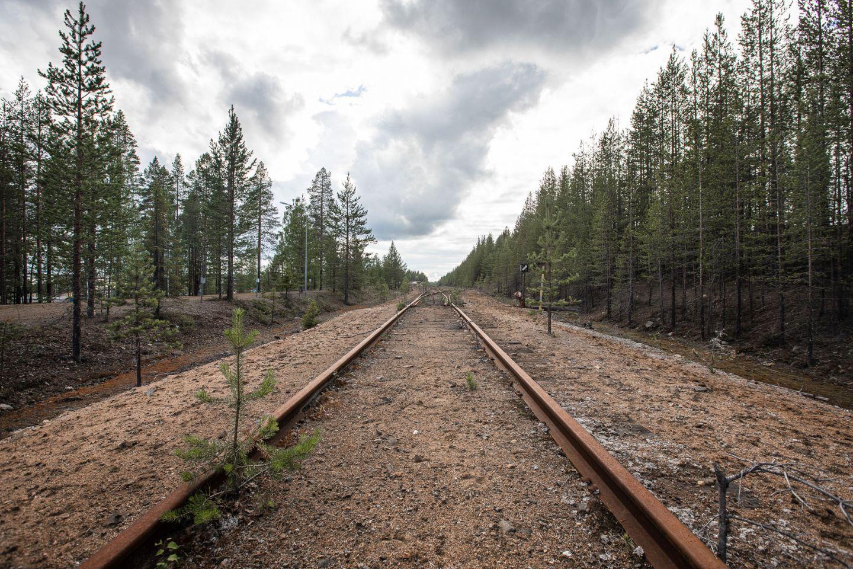 Rautuvaara Mine in Kolari, Lapland, Finland