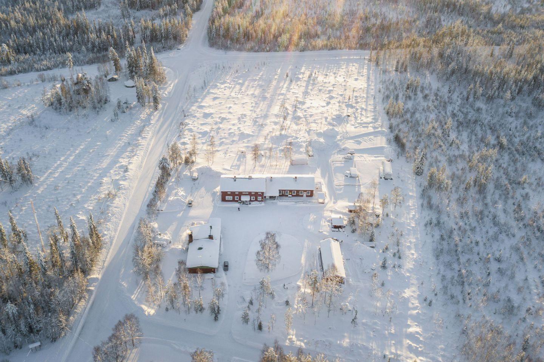 Kairalan Kievari, Vallovaara, Salla, Lapland, Finland