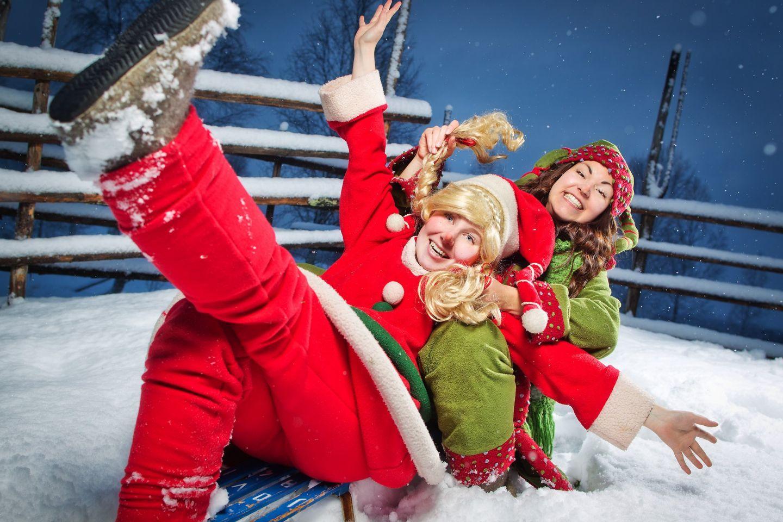 Christmas Bucket List: Meet the elves of Lapland