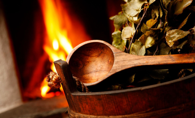 Christmas Bucket List: sauna in Ruka-Kuusamo