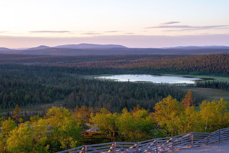 Salla, Lapland, Finland