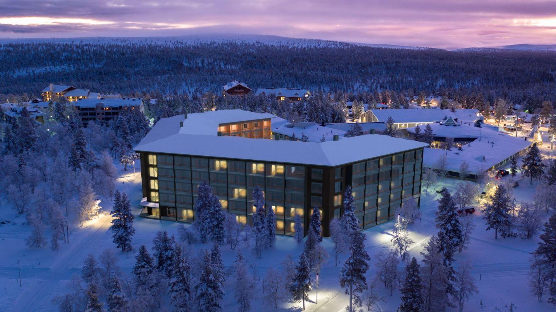 Visualisation of Hotel Isomus