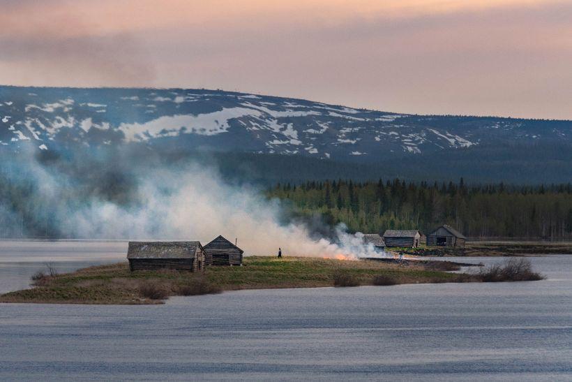 Suvanto, Pelkosennemi, Lapland, Finland