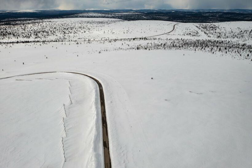 Kaunispää, Inari, Lapland, Finland