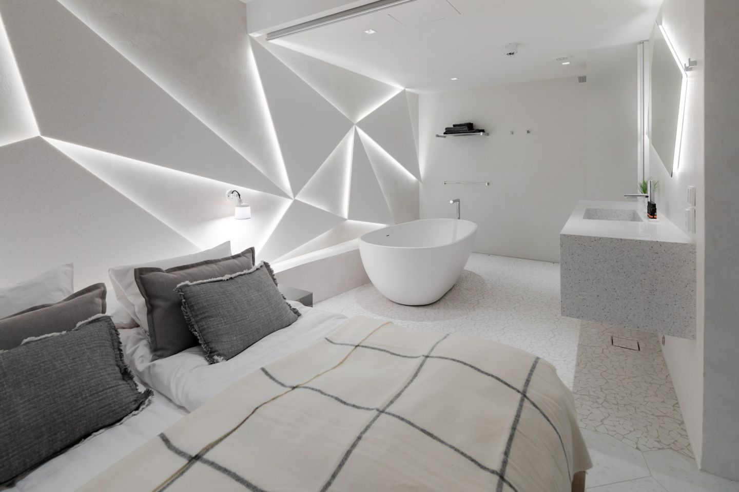 Haawe boutique hotel in Rovaniemi, Finland, a special summer accommodation in Lapland