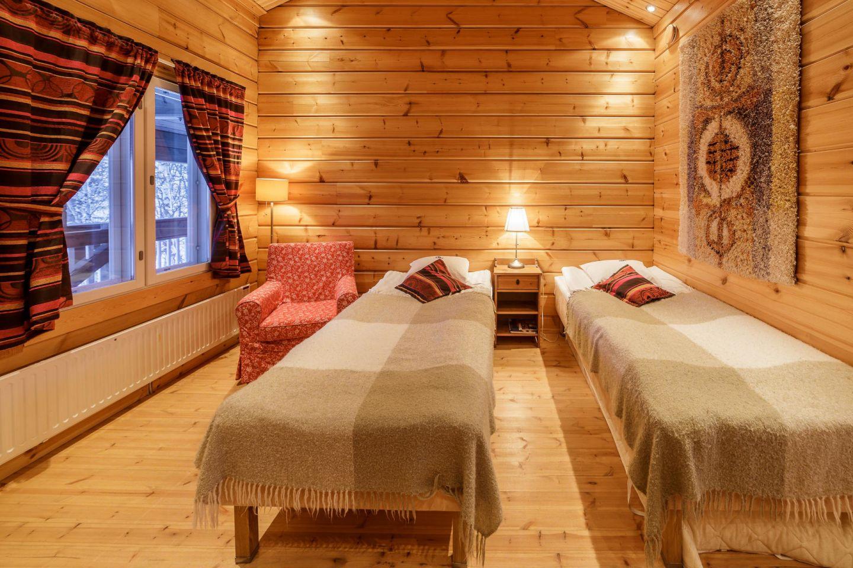 Hotel Uitoniemi in Kemijärvi, Finland, a special summer accommodation in Lapland