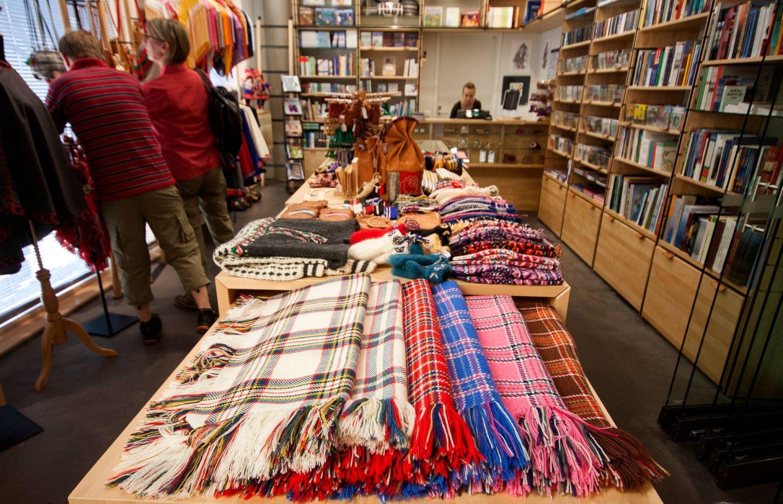 Sámi handicrafts from Inari, Finland