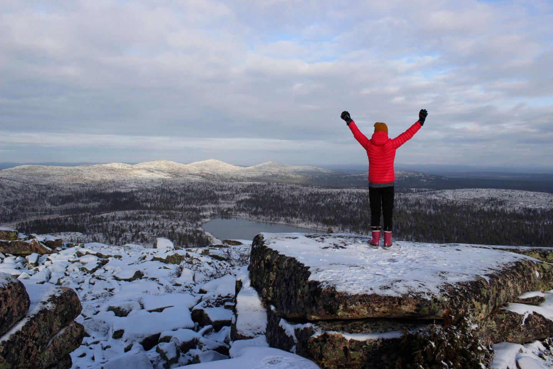 Enjoying off-season slow travel in Finnish Lapland