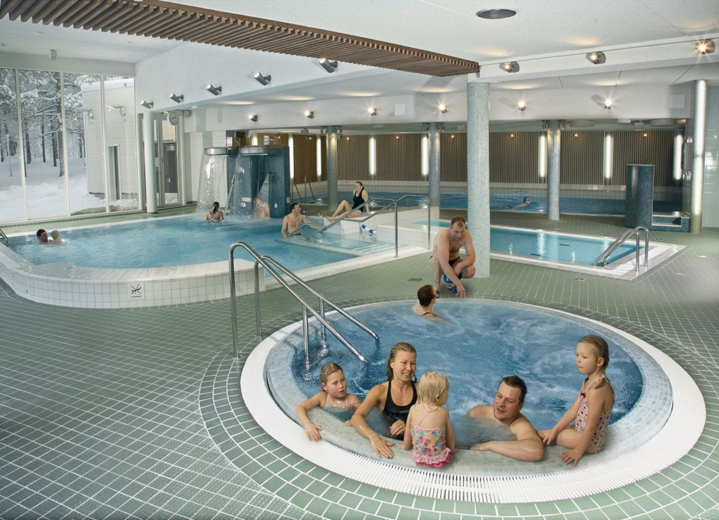 Spa and wellbeing treatments in Salla, Finland