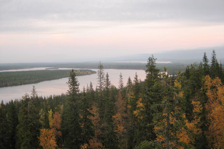 Posio, Lapland, Finland