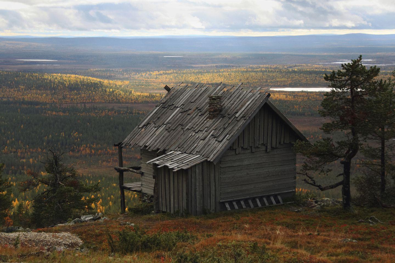 Autumn in Levi, Kittilä, Lapland, Finland